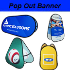 Pop Out Banner
